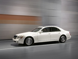 Pictures of Maybach 57S 2005–10
