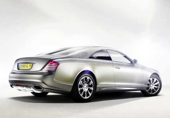 Pictures Of Xenatec Maybach 57s Coupe 2010