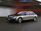Maybach 57 (W240) 2002–10 wallpapers