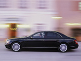 Maybach 57S 2005–10 wallpapers