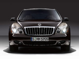 Maybach 57 Zeppelin 2009 wallpapers