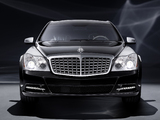 Maybach 57S Edition 125! 2011 wallpapers
