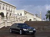 Maybach 62S 2007–10 images