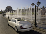 Maybach 62S Landaulet Concept 2007 images