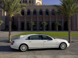 Maybach 62S Landaulet Concept 2007 photos