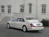 Maybach 62S Landaulet Concept 2007 pictures