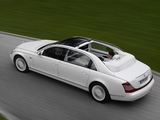 Maybach 62S Landaulet Concept 2007 wallpapers