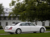 Pictures of Maybach 62S Landaulet Concept 2007
