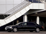 Pictures of Maybach 62S 2007–10