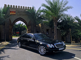 Wallpapers of Maybach 62S 2007–10