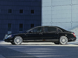 Maybach 62S 2007–10 wallpapers