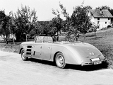 Images of Maybach SW38 Stromlinien Cabriolet by Spohn 1937–38