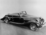 Maybach SW38 Sport Cabriolet 1938–41 photos