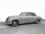 Maybach SW38 Ponton Cabriolet by Spohn 1948 pictures
