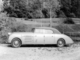 Pictures of Maybach SW38 Stromlinien Cabriolet by Spohn 1937–38