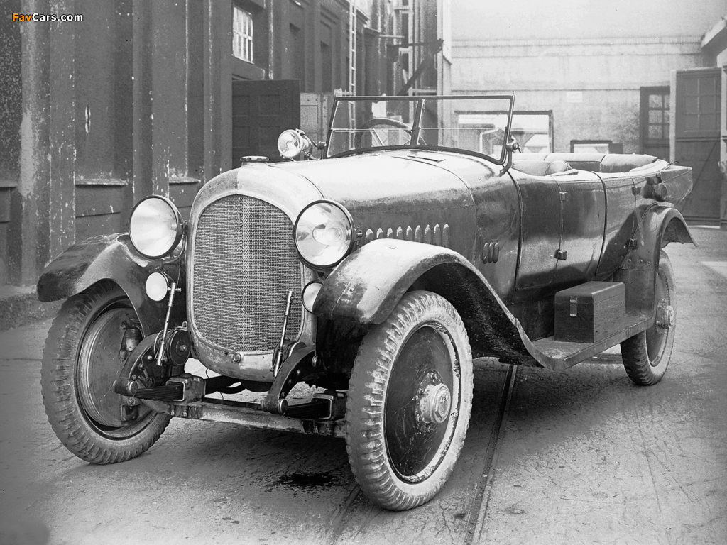 Maybach W1 Testwagen 1919 images (1024 x 768)