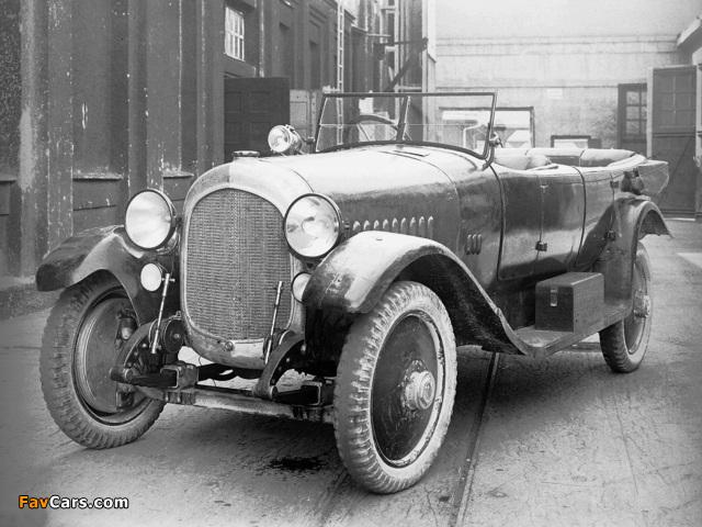 Maybach W1 Testwagen 1919 images (640 x 480)