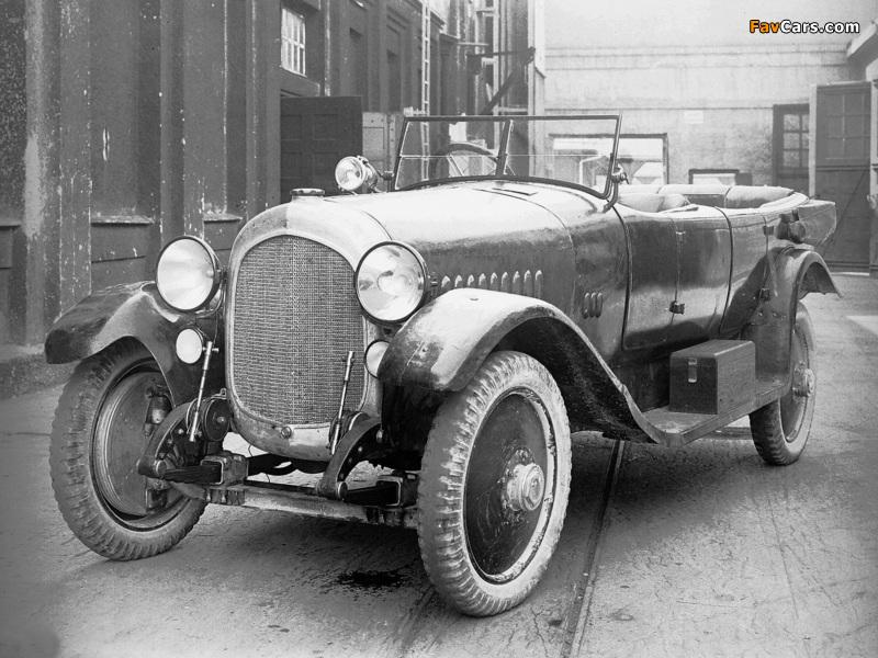 Maybach W1 Testwagen 1919 images (800 x 600)