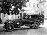 Pictures of Maybach W5 Coupe DeVille Emperor of Ethiopia 1928
