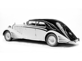 Maybach Zeppelin DS8 Stromlinien-Cabriolet by Spohn 1934–36 photos