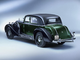Maybach Zeppelin DS8 Coupe Limousine 1938 wallpapers