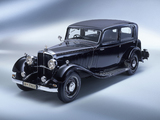 Maybach Zeppelin DS7 Luxury Limousine 1928–30 wallpapers
