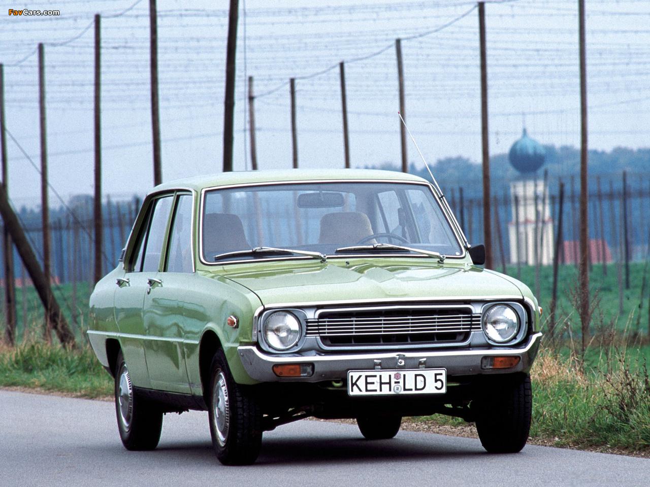 Mazda 1300 1971–76 photos (1280 x 960)