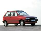 Images of Mazda 121 3-door (DA) 1987–91