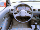 Images of Mazda 121 (DB) 1991–96