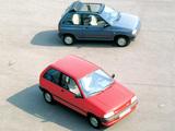 Mazda 121 3-door (DA) 1987–91 images
