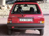 Mazda 121 3-door (DA) 1987–91 photos