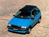 Mazda 121 3-door (DA) 1987–91 pictures