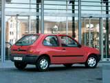 Mazda 121 3-door 1996–99 photos