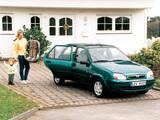 Mazda 121 5-door 1999–2003 pictures