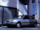 Pictures of Mazda 121 3-door 1996–99