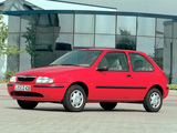 Mazda 121 3-door 1996–99 wallpapers