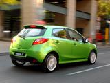 Images of Mazda2 Dynamic (DE) 2007–10