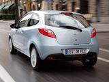 Images of Mazda2 3-door (DE) 2008–10