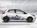 Images of Mazda2 Origami 5-door (DE2) 2011
