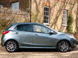 Images of Mazda2 Venture (DE2) 2012