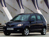 Mazda 2 2002–05 images