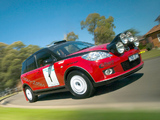 Mazda2 Rally Concept (DY) 2005 images