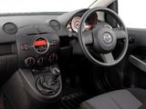 Mazda2 ZA-spec (DE) 2007–10 images
