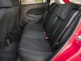 Mazda2 US-spec (DE2) 2010 images