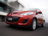 Mazda2 AU-spec (DE2) 2010 photos
