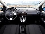 Mazda 2 5-door 2010 pictures