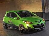 Mazda2 by 3dCarbon (DE2) 2011 images