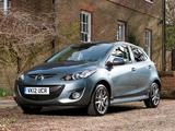 Mazda2 Venture (DE2) 2012 pictures