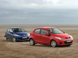 Mazda 2 photos