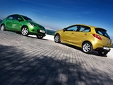 Mazda 2 pictures